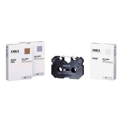 OKI weiß Ribbon/f DP5000 DP 5000, 5000 OKI67610 (DP)