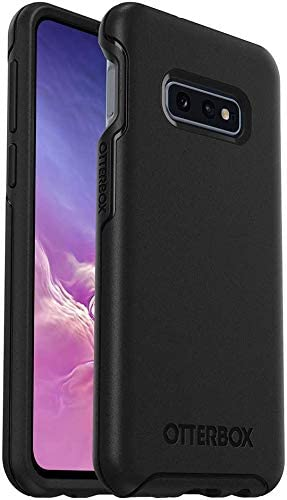 OtterBox Symmetry Series Case for Galaxy S10e - Non-Retail Packaging - Black