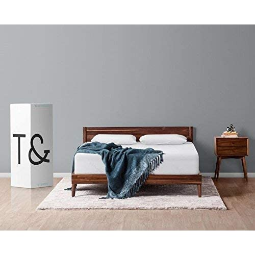 Tuft & Needle King Mattress, Bed in a Box, T&N Adaptive Foam, Sleeps