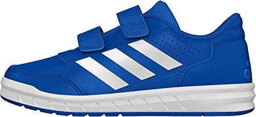 adidas Damen B42112 Fitnessschuhe, Blau (Reauni/Ftwbla/Negbás 000), 35 EU
