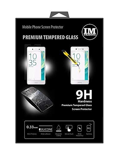 ENERGMiX Premium Tempered SCHUTZGLAS kompatibel mit Sony Xperia X Performance Panzer Hartglas Schutz Glas extrem Kratzfest Sicherheitsglas