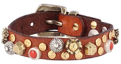 Campomaggi Armband Leder 28 cm