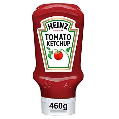 Heinz Ketchup envase 460g