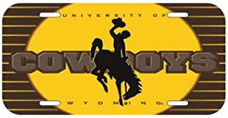 Best university of wyoming license plates Reviews