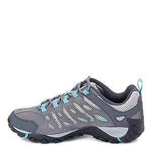 Merrell Women's CROSSLANDER 2 Hiking Shoe, Charcoal/Capri