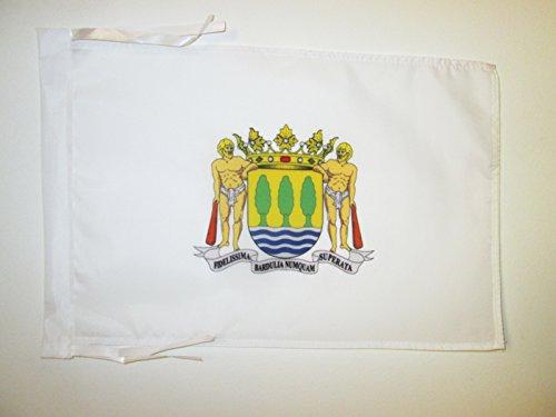 AZ FLAG Bandera de la Provincia DE GUIPÚZCOA 45x30cm - BAND