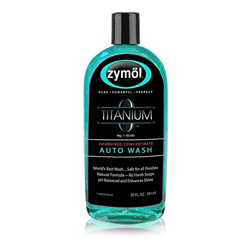 ZYMÖL Titanium Auto Wash - 20 oz. Hardened Concentrate