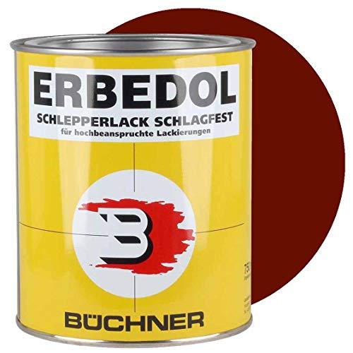 Schlepperlack, IHC-ROT NEU XL, INTERNATIONAL HARVESTER COMPANY, 750 ml, Traktor, Trecker, Frontlader, lackieren, Farbe, restaurieren, schnelltrocknend, deckend Lack, Lackierung,