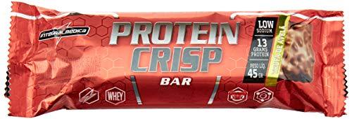 Crisp Bar Caixa 12 Unidades (540G) - Sabor Trufa de Avelã, Integralmédica