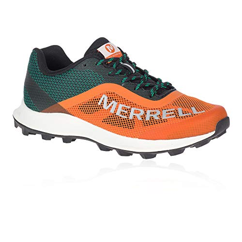 Merrell MTL Skyfire RD Trail Zapatillas de running - SS21, color Naranja, talla 46 EU