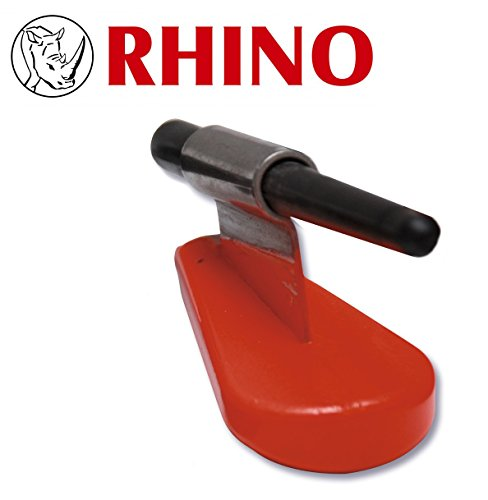 Rhino Paravan rot Schleppblei, Paravanblei zum Schleppangeln, Blei zum Trolling, Trollingblei, Gewicht/Inhalt:25g - 2 Stück
