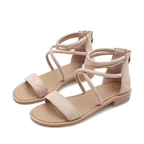 YYLP Women's Plus Size Sandals Women's Outer Sandals