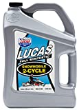 Lucas Oil 10847 Snowmobile Oil - 1 Gallon