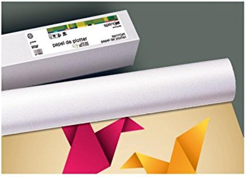 FABRISA 71004510M 71004510M 71004510M druckbare Rolle für Plotter B00JMFT9DI    | Neuartiges Design  a6322c