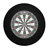 Dartboard Surround (Schwarz)