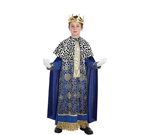 LLOPIS  - Disfraz Infantil Rey melchor t-2