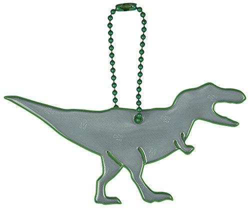 moses. Glimmis Reflektor T-Rex | Beidseitig reflektierend | Grün