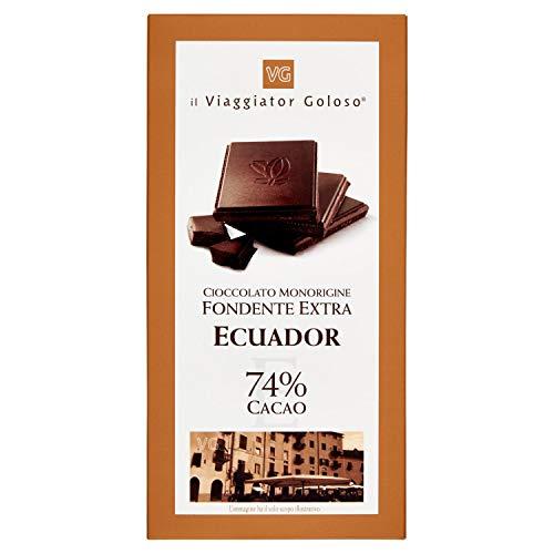 Il Viaggiator Goloso Cioccolato Fondente Ecuador 74% - 100 g