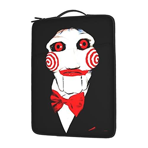 Saw Billy Laptoptasche Sleeve Notebook Liner Tasche Tablet Aktentasche mehrere Größen 15,6 Zoll