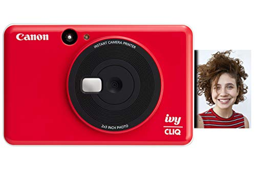 Our #3 Pick is the Canon IVY CLIQ Instant Film Camera
