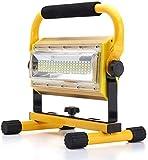 Hammer LED Linterna camping, 100W 100 LED Luz portátil Trabajo, conveniente for los kits de supervivencia para, luz de emergencia, la tormenta, los cortes en el exterior de las linternas portátiles, d