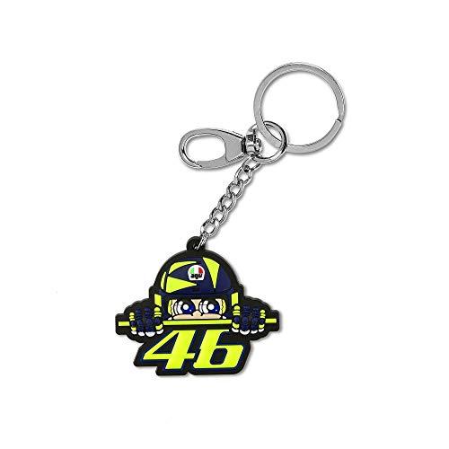 VR46 Valentino Rossi Cupolino Key Ring 2019