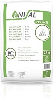 Enisal Saco de 25 kg de Sal Especial Piscinas clorador salin