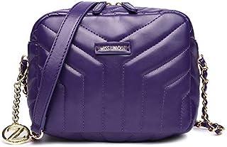 Zeneve London Crossbody Bag For Women, Purple, 119183061279