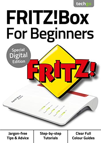 Fritz!Box for Beginners (English Edition)