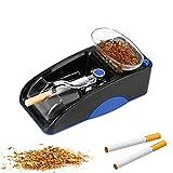 XIAOZSM Maquina Entubar Electrica, Maquina Electrica De Liar Cigarros Tabaco Entubar Cigarrillos Portatil