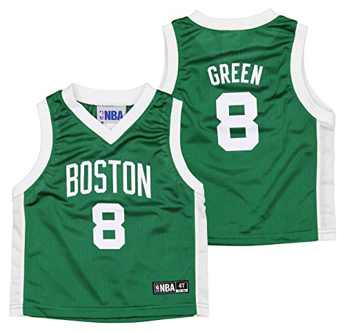 Outerstuff NBA Boston Celtics Toddler #8 Javonte Green Replica Jersey - 3T