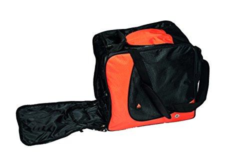 Alpenheat verwarmde sporttas voor volwassenen, zwart, 40 x 37 x 28 cm