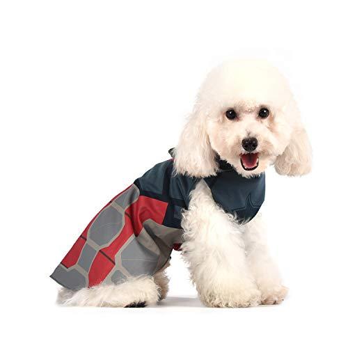 Disfraz de Capitn Amrica de Marvel Comics para Perros