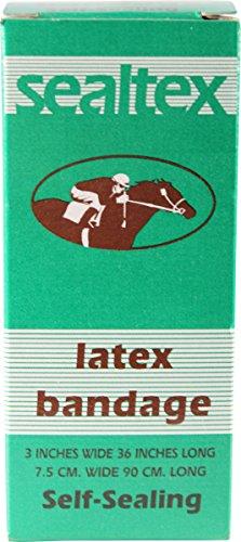 Farnam Sealtex Latex Bandage Bit-Tape Sealtex Latex Bandage Bit-Tape - -, Clear, Unisex, HRS0170, 714498336014