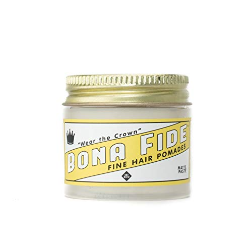 Bona Fide Pomade, Matte Paste, 1 oz.