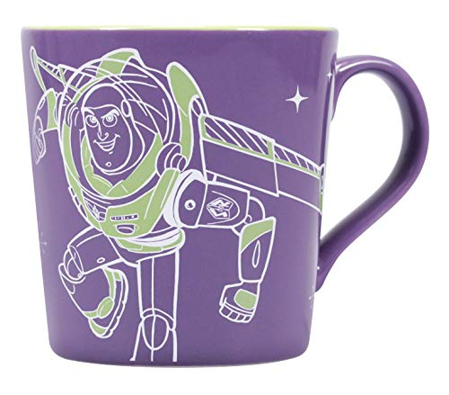 Half Moon Bay MUGBDC25 Taza de desayuno Buzz Lightyear, Toy Story, 350...