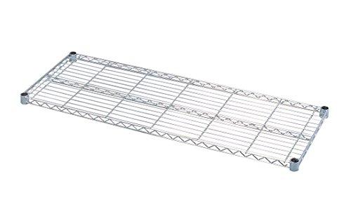 アイリスオーヤマ ラック メタルラック パーツ 棚板 防サビ加工 幅120×奥行46cm 耐荷重75kg ポール径25mm スチールラック サビに強い SE-12T
