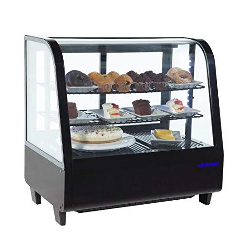 Vitrina frigorífica expositora sobre mostrador 100 l