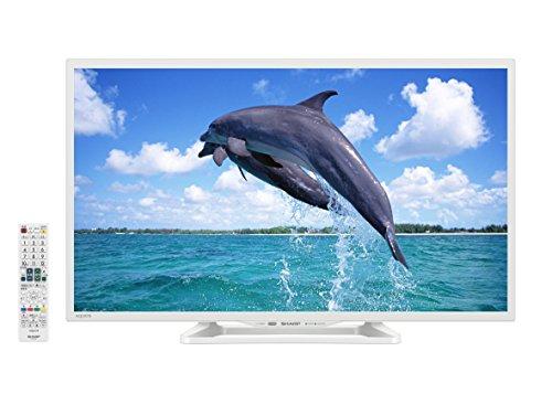 シャープ 32V型 液晶 テレビ AQUOS LC-32W25-W ハイビジョン 外付HDD録画対応 2015年モデル