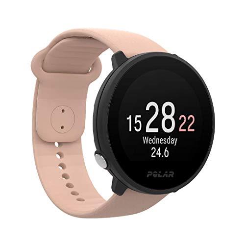 Polar Unite - Reloj inteligente - Multisport Fitness Smartwatch Resistente al Agua con GPS vía móvil - Registro del Sueño y la Recuperación, Guía de Entrenamiento Diario y Registro de FC en la muñeca 🔥