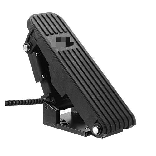 ZXC Pedal de pie Acelerador eléctrico de plástico Acelerador de plástico Pedal de pie Control de Velocidad con conversión de Bicicleta Ajuste for Carro de Golf ATV GO-Kart Atmósfera Simple