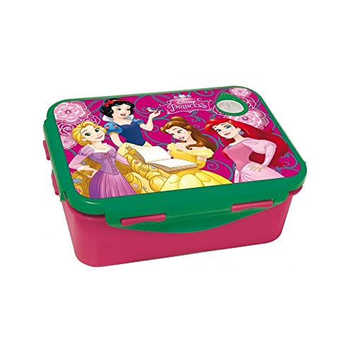 Disney Princesses Boite gouter Princesses 17 CM