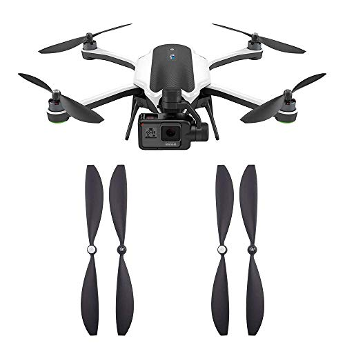 2 Pairs Propeller Compatible with Go Pro Karma, Go pro Karma Accessories Quick Release Propeller