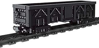 Brigamo Train Wagon Chariot de marchandises pour MOULD King 12003 Qian Jin Locomotive 608 briques