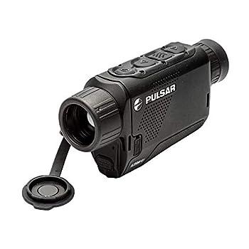 Pulsar Axion Key XM30 2.4-9.6x24 Thermal Monocular Black One Size