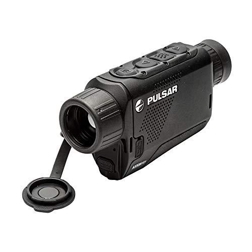 Pulsar Axion Key XM30 2.4-9.6x24 Thermal Monocular Black, One Size