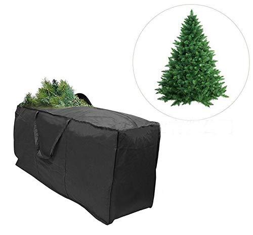 Salamii 210d Oxford Tuch Weihnachtsbaum Aufbewahrungstasche möbel verpackung Tasche Outdoor staubdicht möbel Abdeckung Tasche wasserdicht weihnachtsbäume Aufbewahrungstasche 173x76x51cm