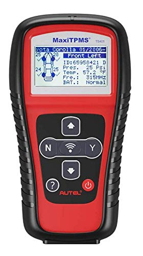 Autel MaxiTPMS TS401 TPMS Tool TPMS Relearn Tool for TPMS Sensor...