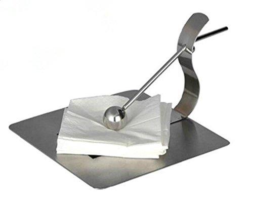 JINGYU Hotel Tissue Rack/Restaurant Serviette étagère/lingettes Papier/Vaisselle, s