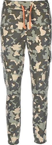 Tommy Jeans Dames Tjw Camo Sweatpant Sport Jogger